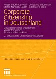 Corporate Citizenship in Deutschland - 2. Auflage