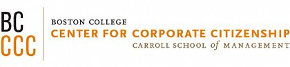 Center for Corporate Citizenship am Boston College